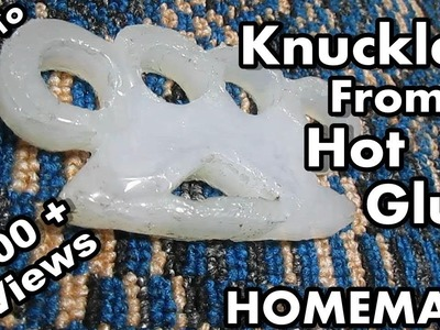 How To Make Knuckles From Hot Glue