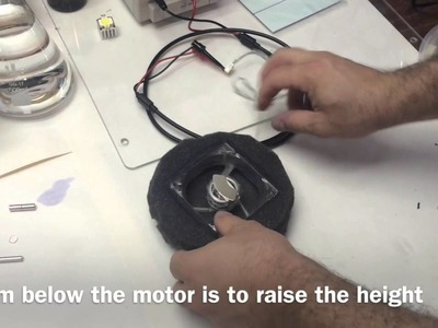How To Make: Magnetic Stirrer - Quick, Easy & Cheap!