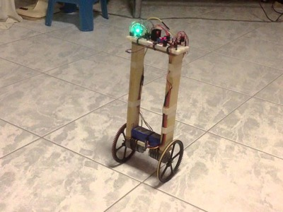 Inverted Pendulum Robot