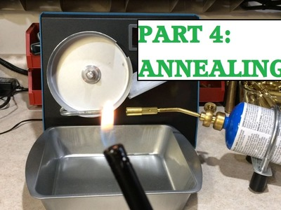PART4: reloading 7.62 & 5.56 start to finish, annealing the brass!