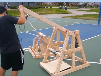 Physics Catapult Project