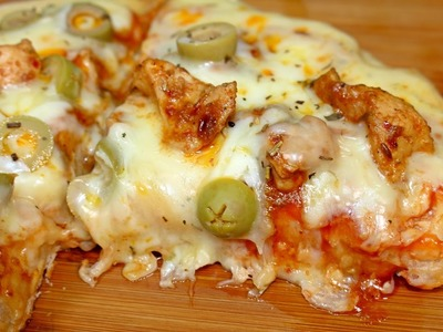 Pizza Without Oven Recipe By Food In 5 Minutes