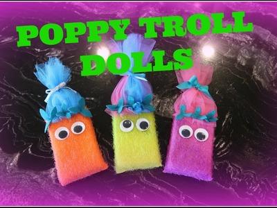 POPPY TROLL DOLLS!  TROLL PARTY FAVORS!