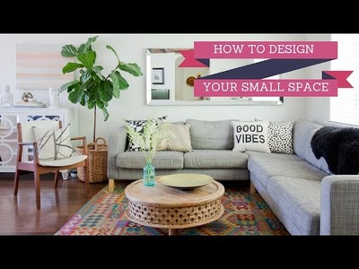 Small Room Ideas | Room Design For Your Small Space | 2016