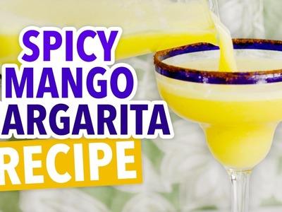 Spicy Mango Margarita Recipe ~ Cinco De Mayo - HGTV Handmade