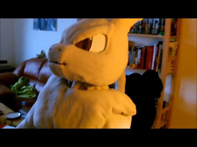 The making of my Mewtwo cosplay