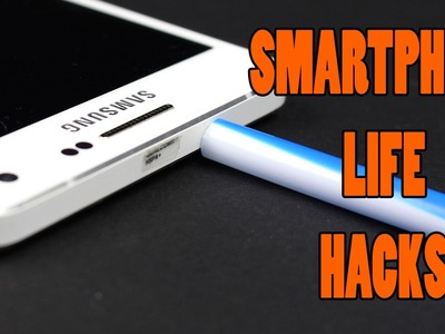 Top 10 best life hacks for smartphone