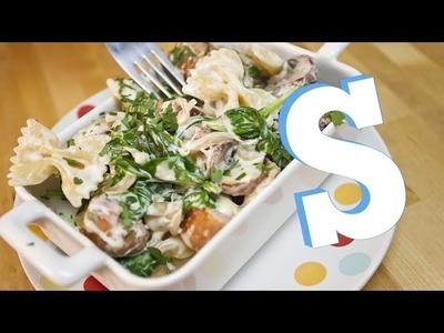 10 Minute Sausage Pasta Recipe - SORTED