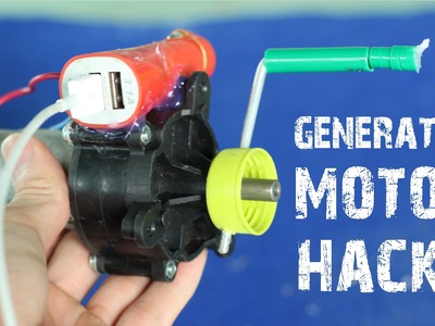 3 Amazing Hand Crank tools Could Save Your Life when Power Cut | Life Hacks