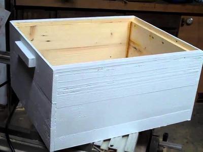 Beekeeping. Part 1, building hives. Bodies.