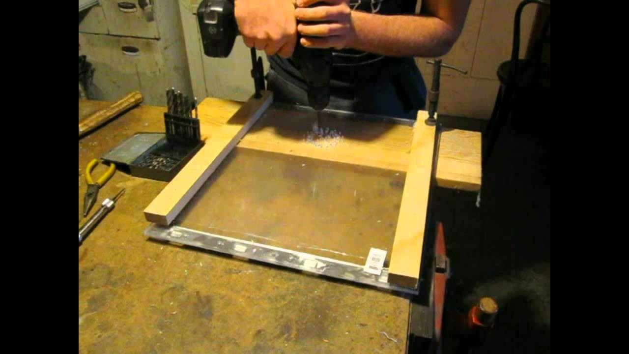 Cheap and Easy DIY Transparent Computer Case