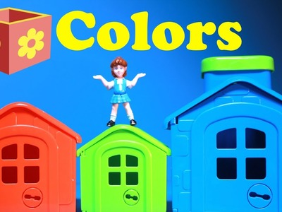Colors for Children to learn | Bellboxes learning Videos | For Babies to learn colours