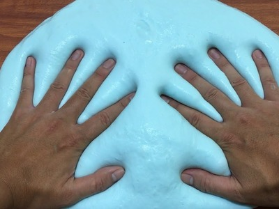 Easiest Slime In The World !! Making A Giant Slime!!!
