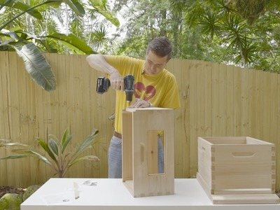 How to assemble your Flow Hive - Classic Cedar 6 Frame