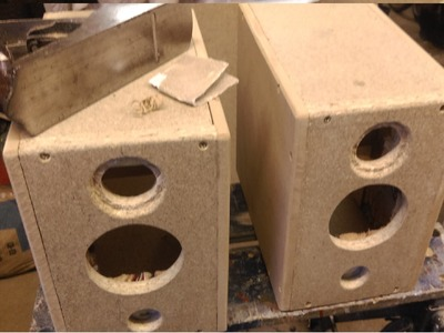 How to build Smaller Bass Reflex Speakers