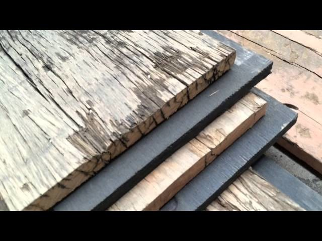 How to Install our Modular Recycled Railway Sleeper Feature Walls.