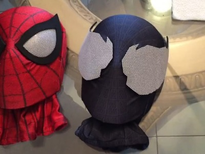 How to Make a Spider-Man Magnetic Faceshell (Cheap and Easy)