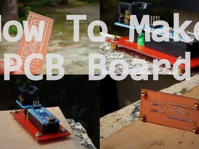 How To Make PCB Board