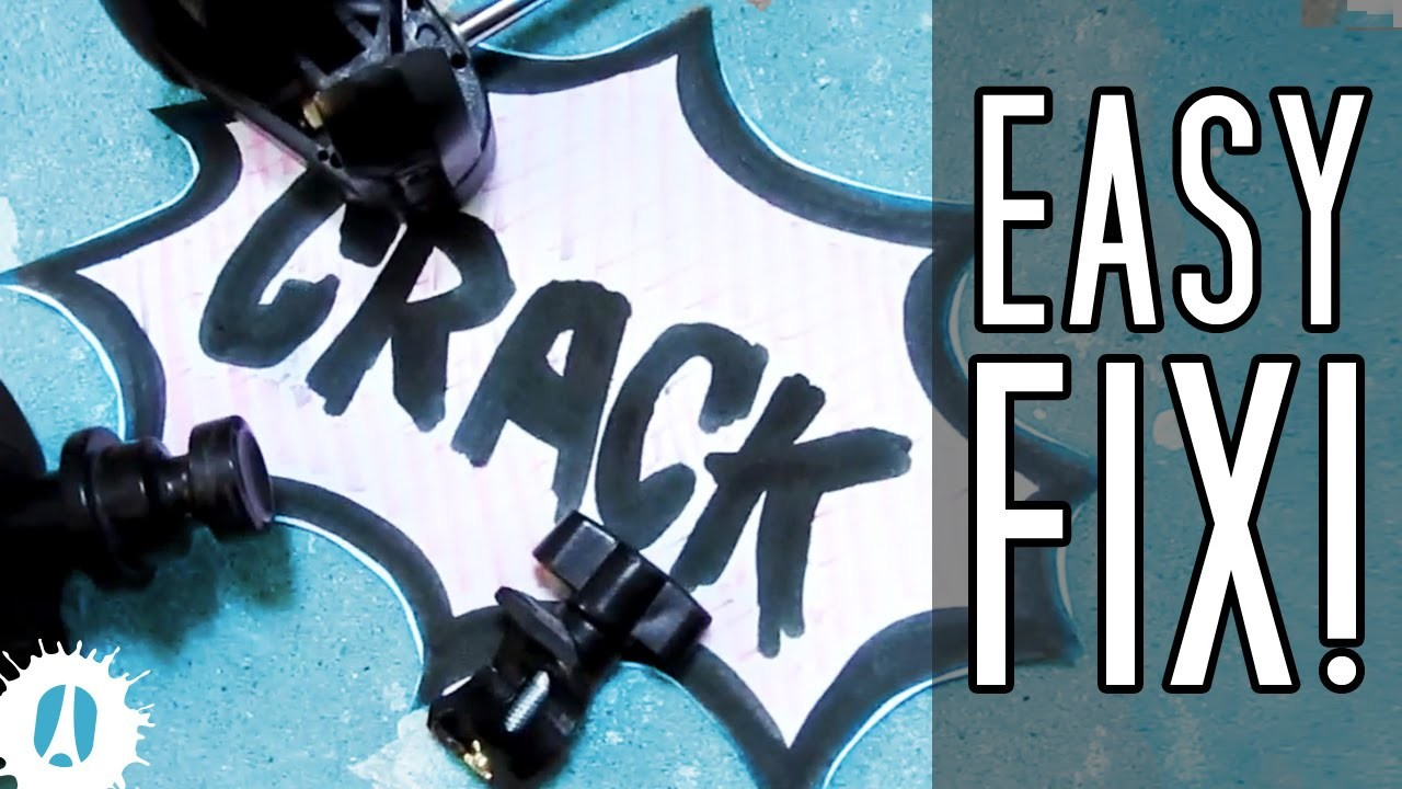 HOW TO Repair Broken And Cracked Plastic Parts. Cheap And Easy #LifeHack