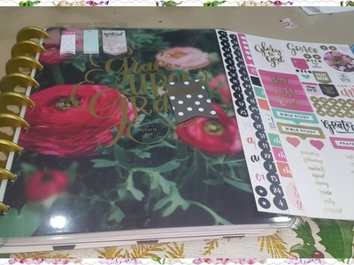 ????MAMBI HAPPY PLANNER : FAITH EDITION REVIEW (The Prettiest Planner) ????