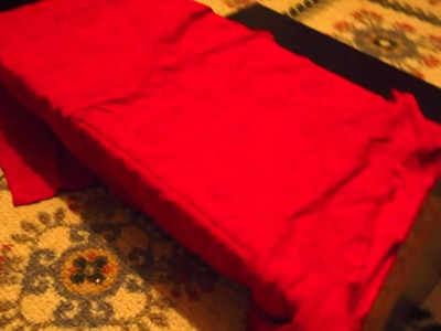 Mini Tutorial - Making a BJD Bed.Couch