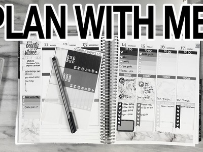 PLAN WITH ME: JULY 2016