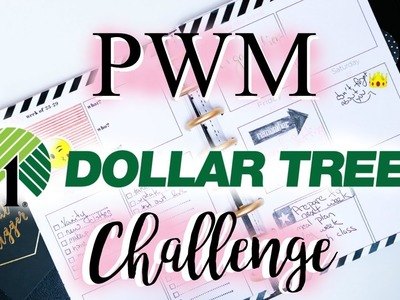 PWM Dollar Tree Challenge: Cheaply Chic Collab