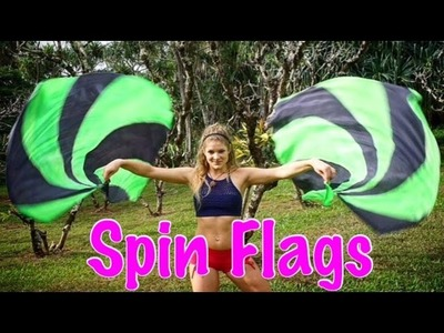 *Spin Flags* -  What they are and how they work!
