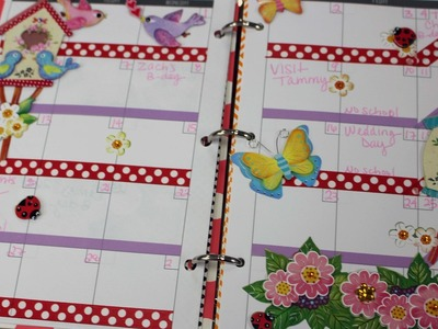 Target Plan With Me-February Monthly