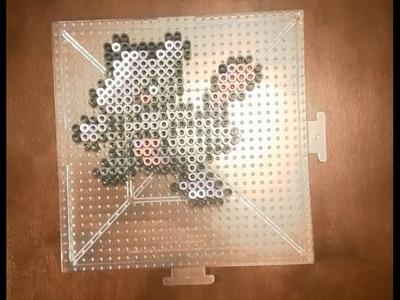 151: Mewtwo. 151 Pokemon Challenge Perler.Hama Beads