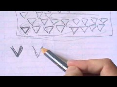 3D origami: how to make and draw 3D origami diagrams