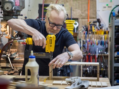 Adam Savage's One Day Builds: Filing the Files