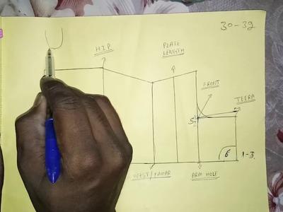 Armhole and Baazu Armhole Tips (Size 30-32)
