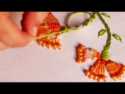 Beautiful Kadai Kamal Flower with Beads