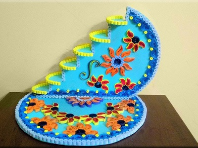 Beautiful Paper Quilling Designs for Home Decor | Paper Quilling Art
