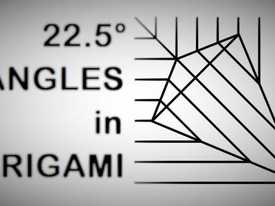 Box Pleating: Origami Design Tutorial (Level 5)
