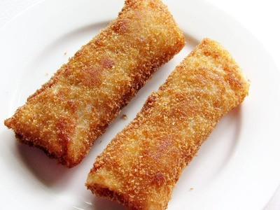 Chicken Spring Rolls - Malabar Style - Iftar Recipes | Nisa Homey