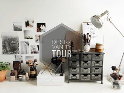 Desk.Vanity Tour | Gemary