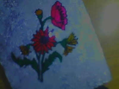 DIYGlass painting for beginners