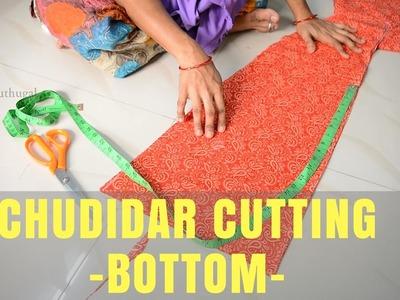 Easy Chudidar Cutting in Tamil - Part 3