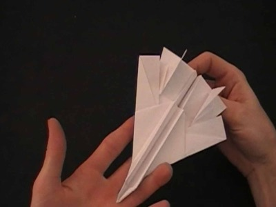 How to make a paper f-14 tomcat