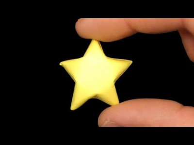 How to make: Origami Star