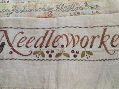Nicole's Needlework: 20 Years of Finishes - Part 1