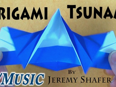 Origami Tsunami by Jeremy Shafer