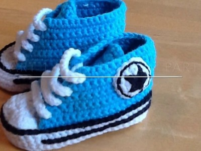 Part 1   The bottom part   Baby Sneakers