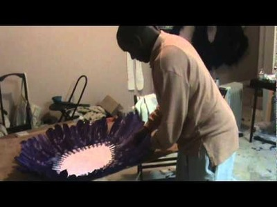 Part One: Making of a Suit - Black Feather Spy Boy Stafford Agee Jan 26th, 2011