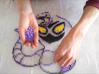 Pokémon ARBOK - Hama Beads. Perler Beads
