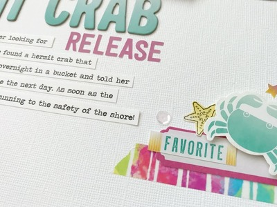 Process Video 173: The Great Hermit Crab Release (Cocoa Daisy)