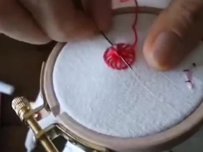 Proficiency Knowledge : Hand embroidery design for embroidery beginners Part 4