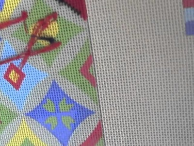 The Techinque of Needlepoint—Part 2 of 2